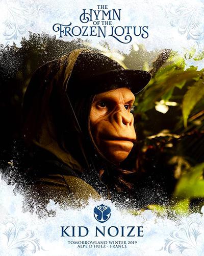 Kid Noize | DJ SET • Tomorrowland Winter – Alpe d'Huez – France